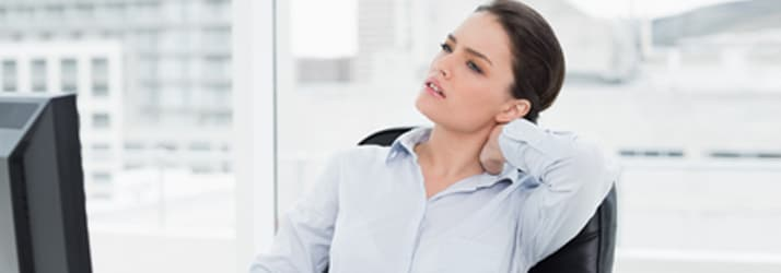Chiropractic Wausau WI Lady with Poor Posture